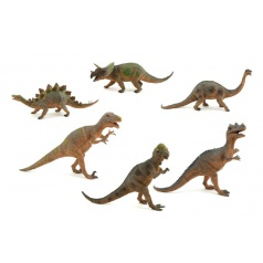 Dinosaurus plast 47cm asst 6 druhů