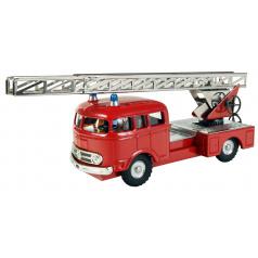 Kovap Auto Mercedes 335 hasiči kov 17cm 1:43 v krabičke Kovap