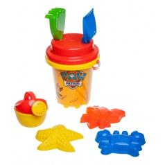 TM Toys PAW PATROL - sada na písek 8ks s konvičkou