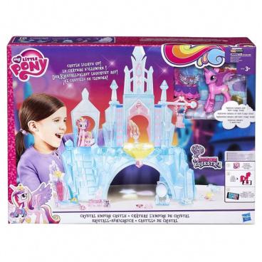 Hasbro My Little Pony B5255 CRYSTAL EMPIRE HRACÍ SET