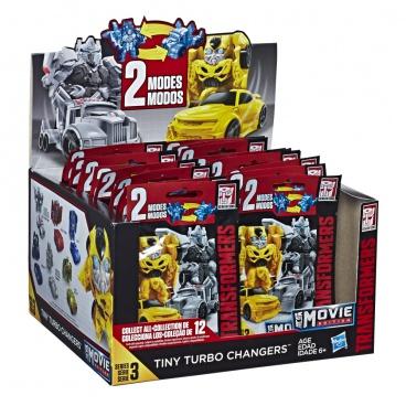 Hasbro Transformers Hasbro Transformers Bumblebee Mini 1x transformace