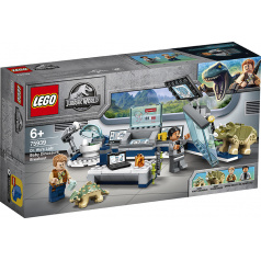 LEGO Jurassic World 75939 Laboratoř Dr. Wu: Útěk dinosauřích mláďat
