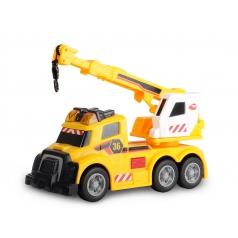 Action Series Mini Dickie Action Series  Autojeřáb 15 cm
