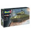 Revell Plastic ModelKit tank 03323 - M24 Chaffee (1:76)
