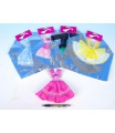 RAPPA hračky Šaty/Oblečky krátké na panenky asst v sáčku 22x30cm