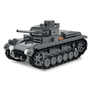 Cobi Stavebnice WOT Pz. Kpfw. III Ausf. J, 1:48, 286 k