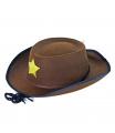 Rappa Dětský kovbojský klobouk