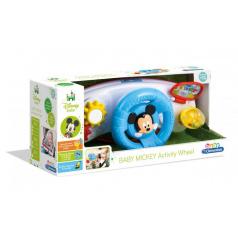 Clementoni Interaktivní volant Baby Mickey