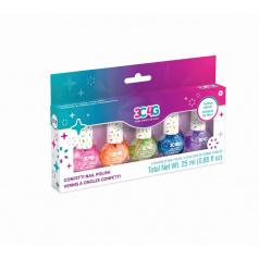 Make it Real Set laků na nehty konfety