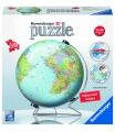 Ravensburger 3D puzzle Globus (anglický) 540 dílků