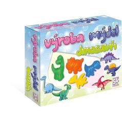DetiArt Výroba mydla - Dinosaury