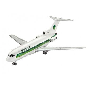 Revell Plastic ModelKit letadlo 03946 - Boeing 727 (1:144)