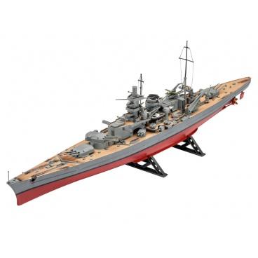 Revell Plastic ModelKit loď 05037 - Scharnhorst (1:570)