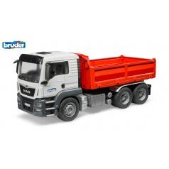 Bruder 3765 Konstrukční vozy - nákladní auto MAN TGS