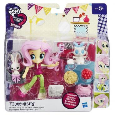 Hasbro My Little Pony Equestria Girls MALÉ PANENKY S DOPLŇKY ASST B4909