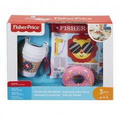 Fisher Price Mattel FP SNÍDAŇOVÝ SET