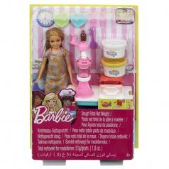 Mattel Barbie STACIE SNÍDAŇOVÝ SET FRH74
