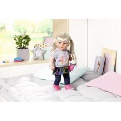 Zapf Creation Starší sestřička BABY born Soft Touch blondýnka, 43 cm