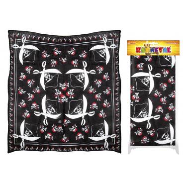 Šátek pirátský, bavlna, 2 druhy