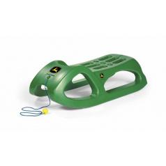 rollytoys Rolly Toys sáně zelené John Deere