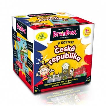 Albi Brainbox hra V kostce! Česká Republika