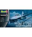 Revell Plastic ModelKit letadlo 04995 - Messerschmitt Me262 B-1/U-1 Nightfighter (1:32)