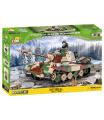 Cobi Stavebnice II WW Panzer VI Tiger Ausf. B Konigstiger, 1000 k, 2 f