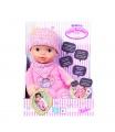Zapf Creation Baby Annabell® Newborn s tlukotem srdce 700488