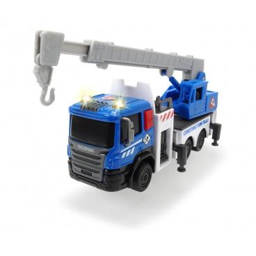Dickie Nákladní auto Scania City Builder, 3 druhy