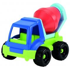 Ecoiffier Bagr, míchačka, nakladní autíčko 20 cm, DP24