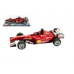 Teddies Formula plast 23cm na batérie so zvukom a svetlom 2 farby v blistri