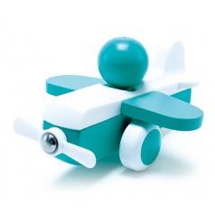 Hape Dřevěné Mini letadýlko Aqua