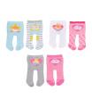 Zapf Baby Born punčocháče 2ks v balení, výběr ze 3 druhů