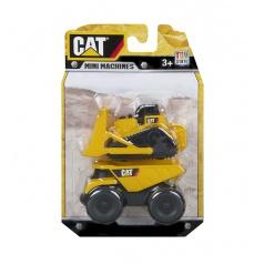 CAT stavební stroje 2ks