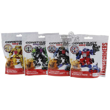 Transformers 4 Construct Bots Jezdci