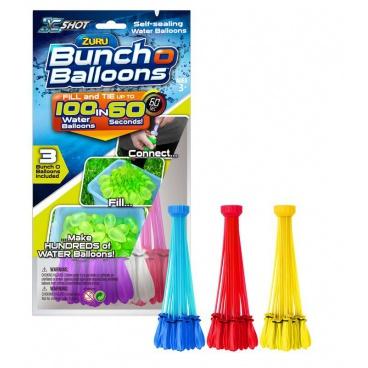 ADC Blackfire Zuru - Vodní balónková bitva 3 pack vodní balóky