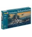 Revell Plastic ModelKit loď 05136 - Battleship Scharnhorst (1:1200)