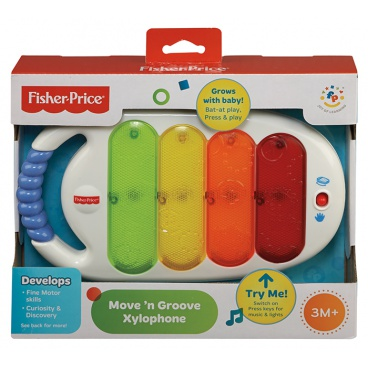 Fisher Price XYLOFON BLT38