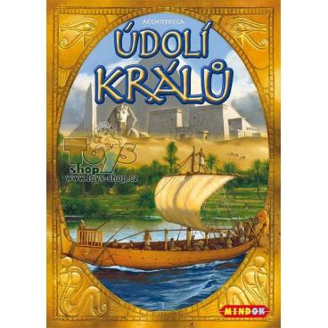 hra Mindok: Údolí králů