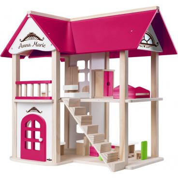 Woody 91874 domeček pro panenky vila Anna-Maria