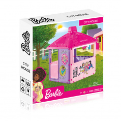 Dolu Dětský zahradní domeček, plastový, Barbie