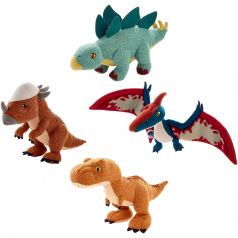 Mattel Jurassic World PLYŠÁK ASST různé druhy