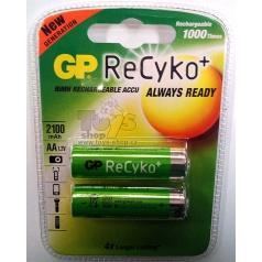 Nabíjecí Baterie aku RECYKO AA tužková, cena za 1 kus
