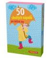 MINDOK hra 50 skvělých nápadů pro deštivé dny