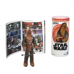 Hasbro SW Příběh v krabičce - pouze CHEWBACCA