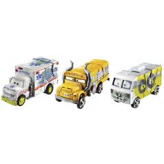 Mattel CARS 3 DERBY AUTÁ ASST