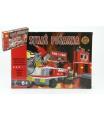 Dromader 21602 Hasiči Auto 301ks v krabici 35x25x5,5cm