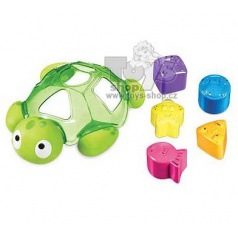 Munchkin - Vkládací vodní želva