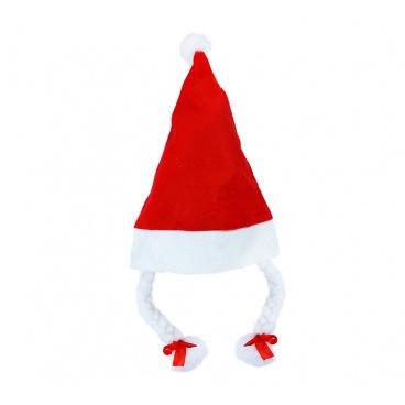 Rappa Čepice s copy Vánoční 40 cm