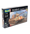 Revell 03129 model tanku ModelKit tank 03129 - Tiger II Ausf. B (1:72)